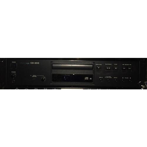 Tascam CD200 CD Player