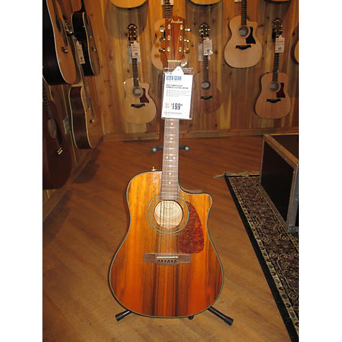 Fender CD220 Acoustic Electric Guitar