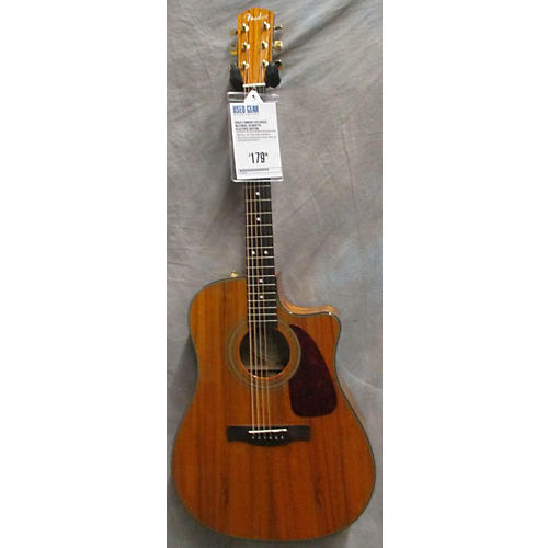 Fender CD220SCE Acoustic Electric Guitar-thumbnail