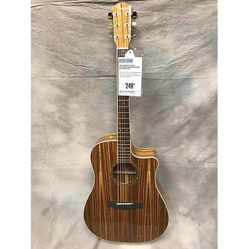 Zebrawood Electric Guitar : used fender cd220sce zebrawood acoustic electric guitar guitar center ~ Hamham.info Haus und Dekorationen