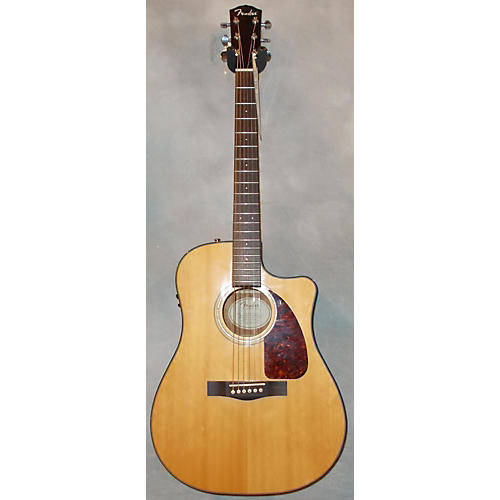 Fender CD280SCE Dreadnought Acoustic Electric Guitar