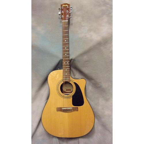 Fender CD280SCE Dreadnought Acoustic Electric Guitar-thumbnail