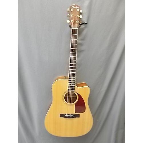 Fender CD320ASCE Dreadnought Acoustic Electric Guitar