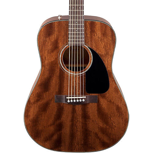 Fender CD60 All-Mahogany Acoustic Guitar-thumbnail