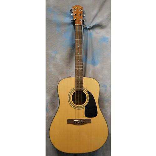 Fender CD60 Dreadnought Acoustic Guitar-thumbnail