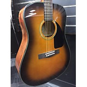 Fender CD60 Dreadnought Acoustic Guitar