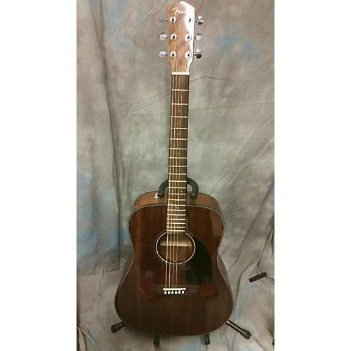 Fender CD60 Mahogany Acoustic Guitar-thumbnail