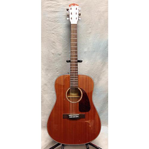 Fender CD60 Mahogany Natural Acoustic Guitar