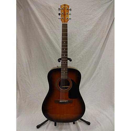 Fender CD60 SB Acoustic Guitar-thumbnail