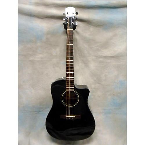 Fender CD60CE Acoustic Electric Guitar