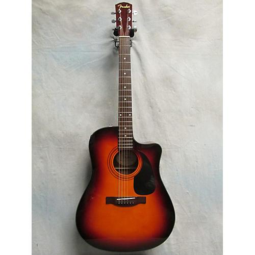 Fender CD60CE Dreadnought Acoustic Electric Guitar-thumbnail