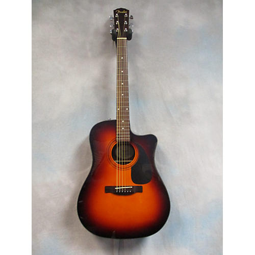 Fender CD60CE Dreadnought Acoustic Electric Guitar