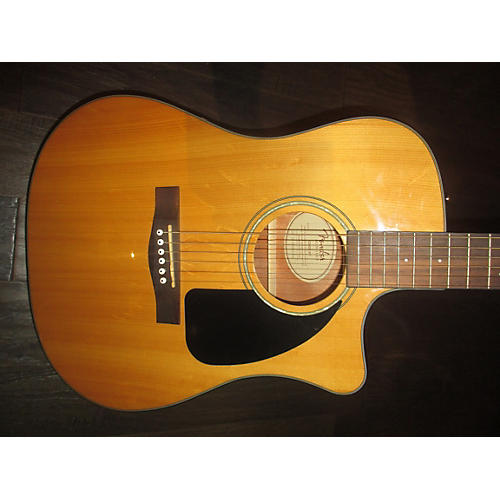 Fender CD60CE Dreadnought Acoustic Electric Guitar-thumbnail
