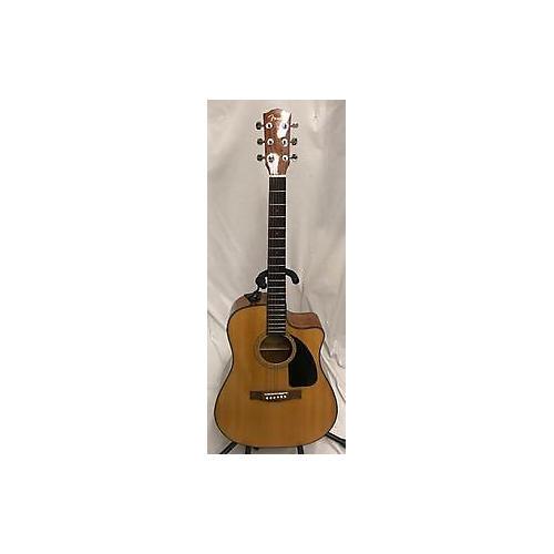 Fender CD60CE Dreadnought Acoustic Electric Guitar
