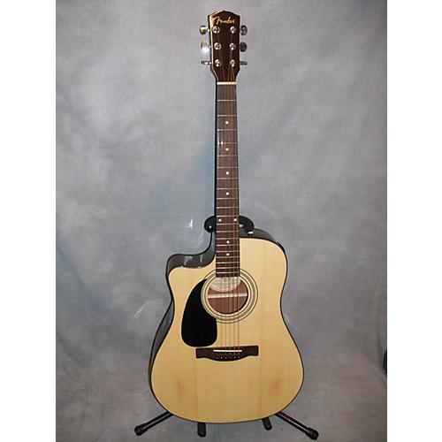 Fender CD60CE Dreadnought Left Handed