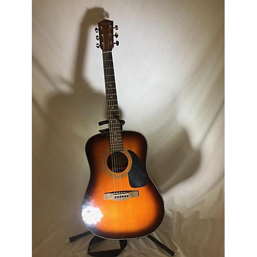 Fender CD60SB Acoustic Guitar