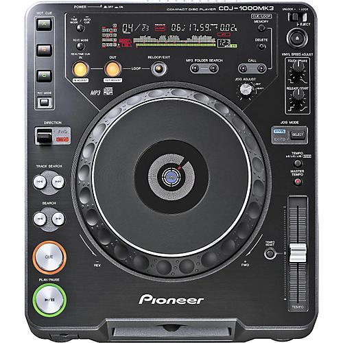 Pioneer CDJ-1000MK3 CD/MP3 Player