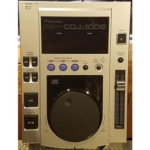 used pioneer cdj 100s dj player guitar center. Black Bedroom Furniture Sets. Home Design Ideas