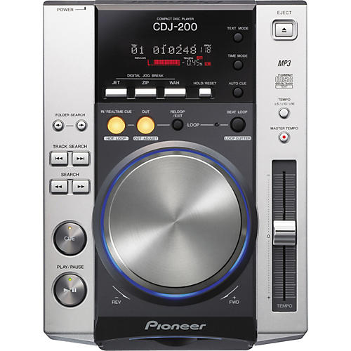 Pioneer CDJ-200 Pro CD Player-thumbnail