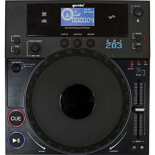 Gemini CDJ-203 Professional CD Player