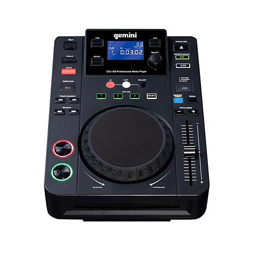 Gemini CDJ-300 Tabletop MP3/CD/USB Deck-thumbnail