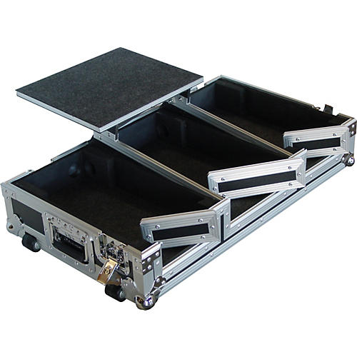 Eurolite CDJ-400 Coffin Case with Laptop Shelf-thumbnail