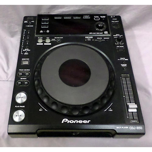 Pioneer CDJ-850 DJ Player-thumbnail