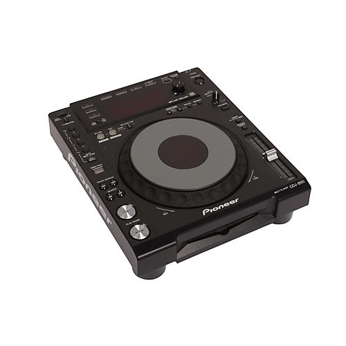 Pioneer CDJ-850 Digital Multi Player (Black)-thumbnail