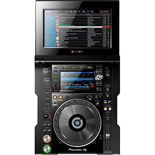 Pioneer CDJ-TOUR1 High-Resolution Multi-Player