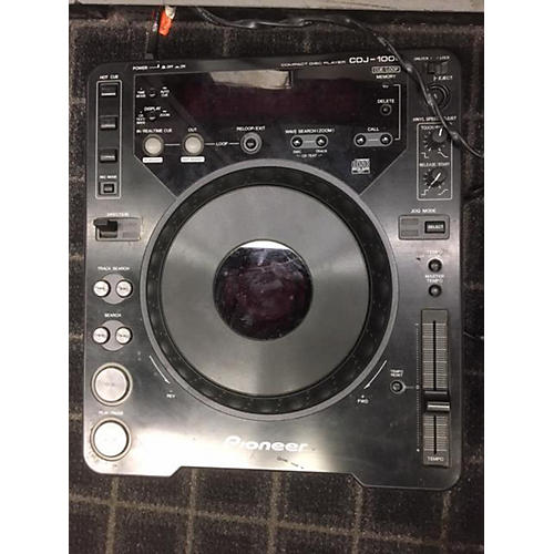 Pioneer CDJ1000 DJ Player-thumbnail