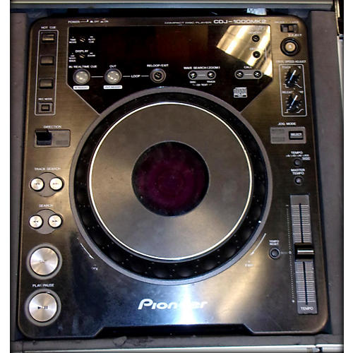 Pioneer CDJ1000MK2 DJ Player-thumbnail