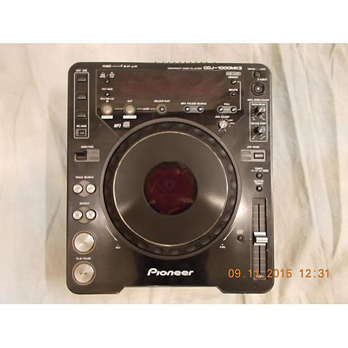 Pioneer CDJ1000MK3 Black DJ Player-thumbnail