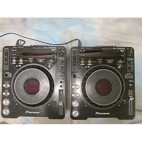 Pioneer CDJ1000MK3 PAIR DJ Player