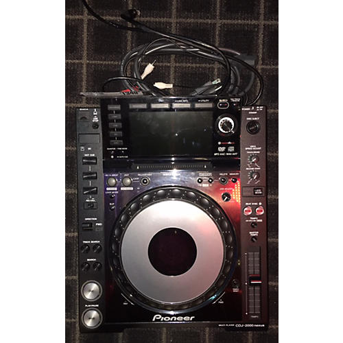Pioneer CDJ2000 Nexus DJ Player-thumbnail