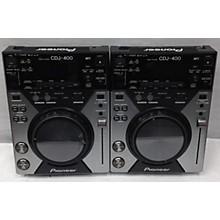 Pioneer CDJ400 Pair DJ Player