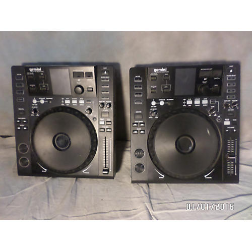 Gemini CDJ700 (pair) DJ Player