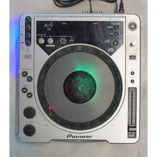 Pioneer CDJ800 DJ Player-thumbnail