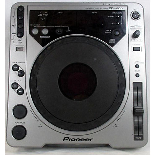 Pioneer CDJ800 DJ Player