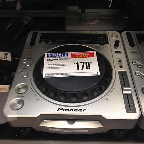 Pioneer CDJ800MK2 DJ Player-thumbnail