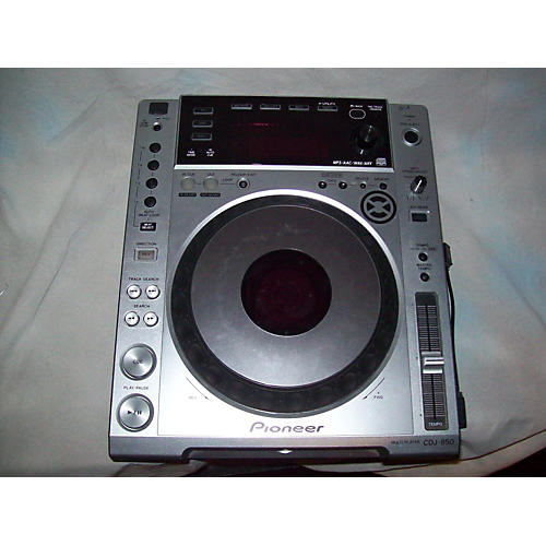 Pioneer CDJ850 DJ Player-thumbnail