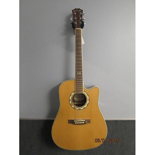 Carlo Robelli CDLC71XGN Acoustic Electric Guitar-thumbnail