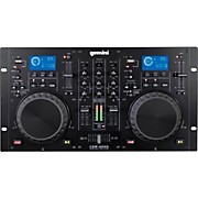 CDM-4000 Dual MP3/CD/USB Player and 2 Channel Mixer