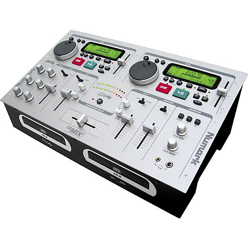 Numark CDMIX 3 DJ Station CD Player / Mixer