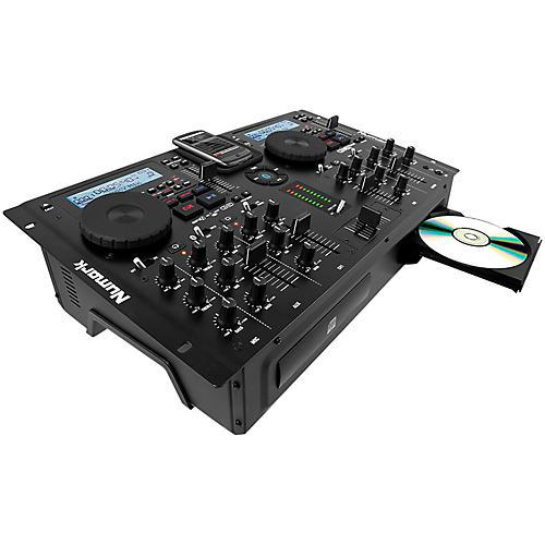 Numark CDMIX Bluetooth Dual CD/MP3 Player-thumbnail