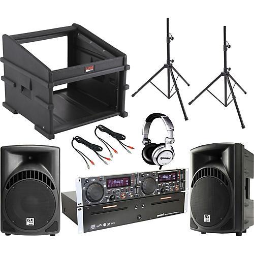 Gemini CDMP-2600 / RS-410 DJ Package-thumbnail