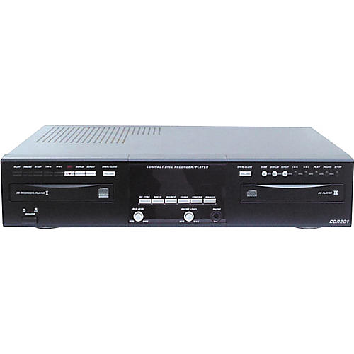 Classic CDR201 Dual Deck Audio CD Recorder-thumbnail