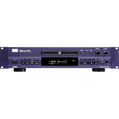 HHB CDR830 BurnIT CD Recorder