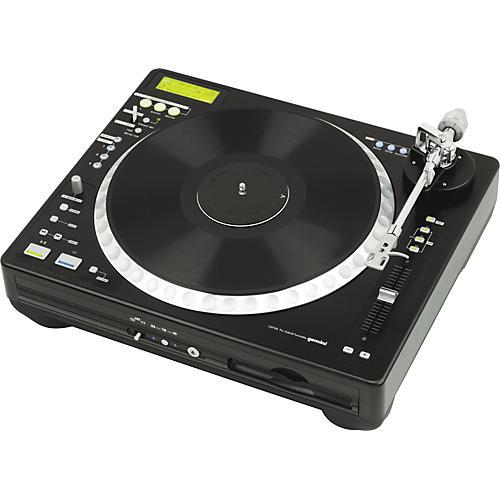 Gemini CDT-05 Professional Hybrid CD/Turntable Combo-thumbnail