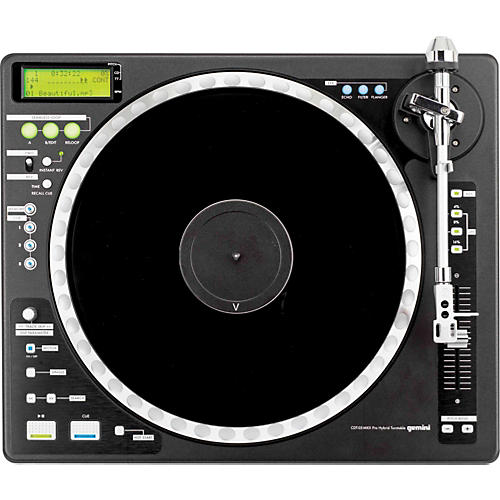 Gemini CDT-05MKII Hybrid Turntable