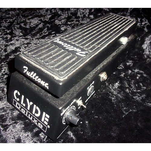 Fulltone CDW Clyde Deluxe Wah Effect Pedal-thumbnail